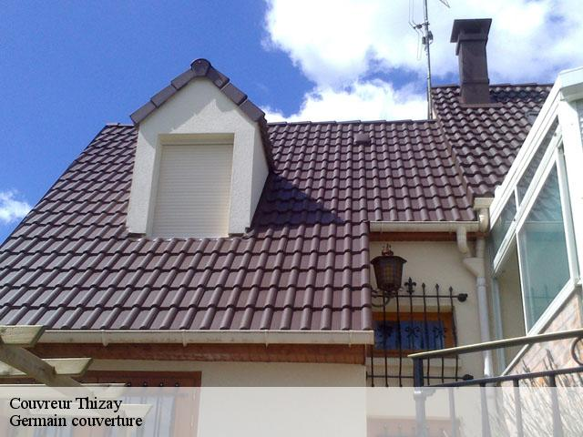 Couvreur  thizay-37500 Germain couverture